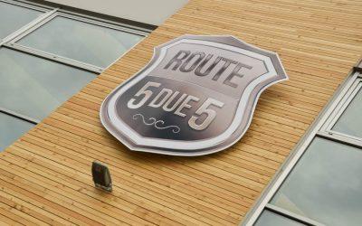 Reboot del ROUTE 5DUE5