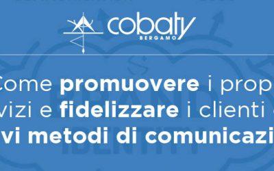 Seminario Web Marketing organizzato da Cobaty Bergamo