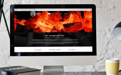 Website BRV stampaggio acciai