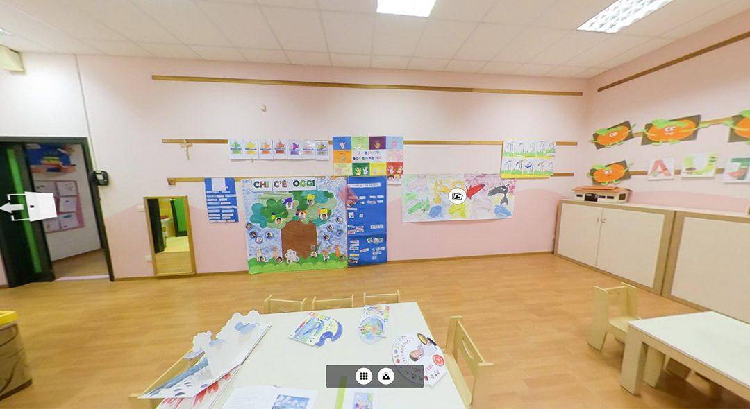 Open day virtuale scuola materna